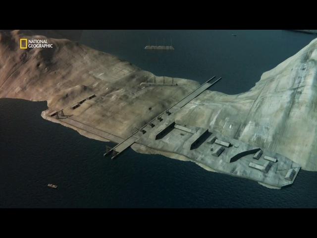 Суперсооружения третьего рейха 3.5 (Мегакорабли Тихого океана)