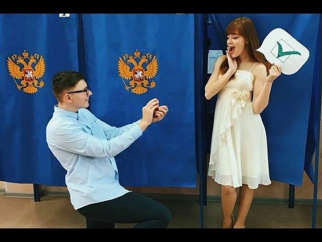 Невеста-обман и инопланетянин: как удивляли сибиряки избирательную комиссию