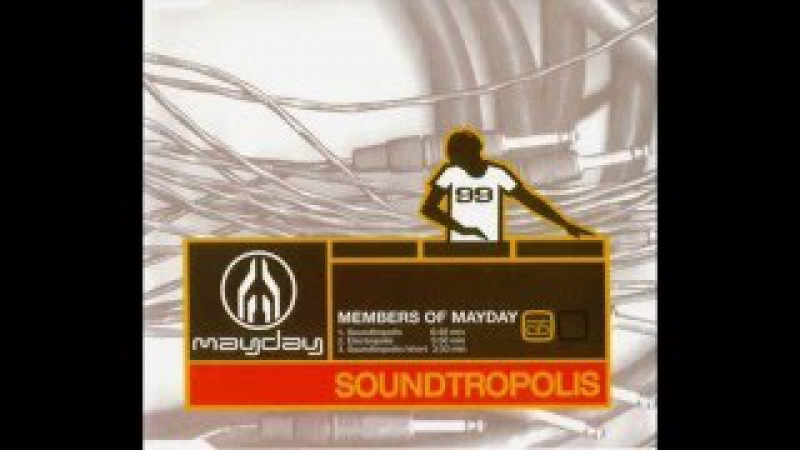 MAYDAY 1999 FULL ALBUM - 154:42 MIN SOUNDTROPOLIS (HD HQ HIGH QUALITY TECHNO TRANCE HOUSE RAVE)