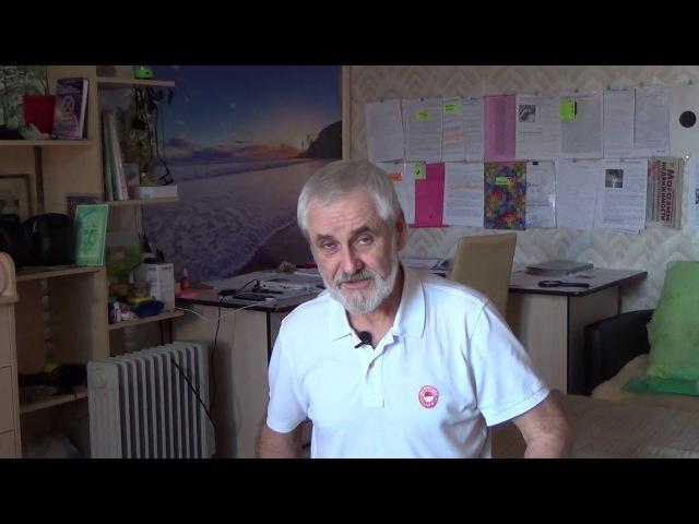 Виктор Пошетнев. Новости каналов. 27.12.17.Примеры с ДНК.