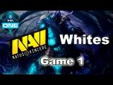 NaVi vs Whites (Game 1) ESL One Genting 2018 Dota 2