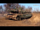 Танки Нацгвардии 2 рота ведут огонь по российским войскам в Широкино АТО ВСУ ЗСУ