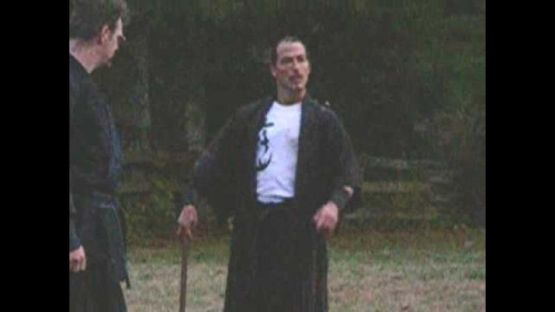 Rope / Belt technique, hojojutsu, cane, women's defense
