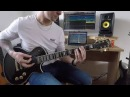 Trivium The Heart From Your Hate Guitar Cover Full Recording