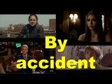 Английские фразы By accident (примеры из фильмов и сериалов)