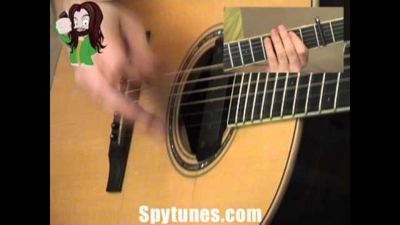 I Shot The Sheriff Rhythm Guitar Lesson