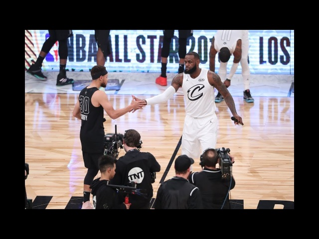 Mic'd Up! LeBron James' Best Wired Moments From the 2018 NBA All Star Game! NBANews NBA NBAAllStar NBAAllStar2018 LeBronJames
