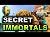 SECRET vs IMMORTALS - Korean Overlords! - PGL Minor DOTA 2