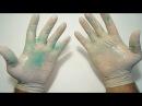 Лайфхак: Как снять грязные перчатки, не запачкав руки