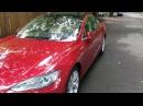 2014 Tesla Model S 85 loaner | Little Red Riding Hood