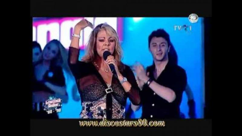 Sandra - Hi Hi Hi (In Trecerea Anilor TVR1 06.08.2011)
