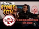 Resero Presents - Mark Meer and Ali Hillis: Shepard Liara T'Soni On-Stage at London Comic Con