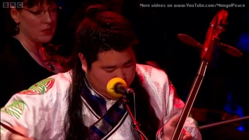 Khusugtun - Mongolian music in London, BBC Proms 2011