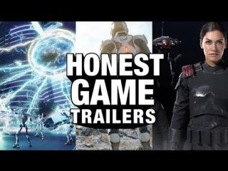 ЧЕСТНЫЙ ИГРОВОЙ ТРЕЙЛЕР 2017 ГОДА (Honest Game Trailers на русском)