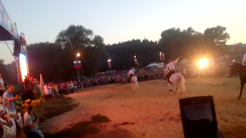 фестиваль Казачье братство 2017 с.Колодежное