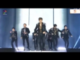 [FULL CUT] 171225 SBS Gayo Daejun @ EXO — Intro + Ko Ko Bop + Run This + Power
