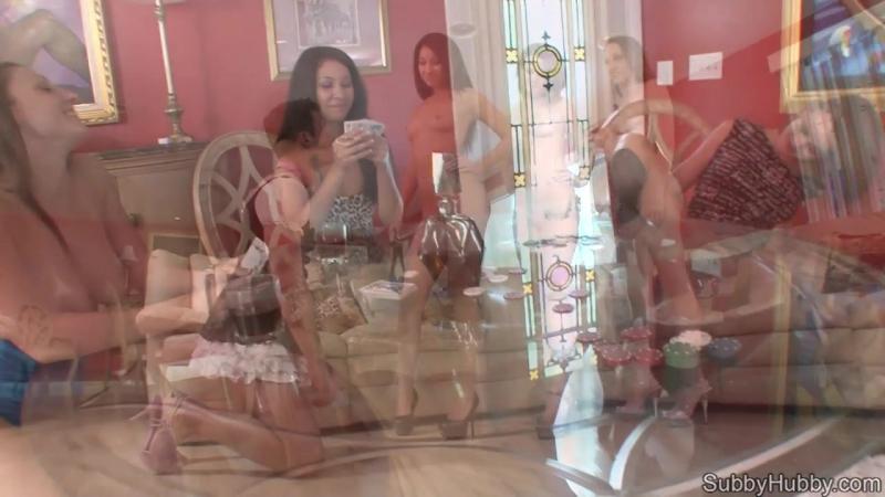 [SubbyHubby.com] Esmi Lee, Melanie Hicks, Tristan - Poker Face - 3 Chicks 1 Cuck - Mini Movie (05092017) 720p