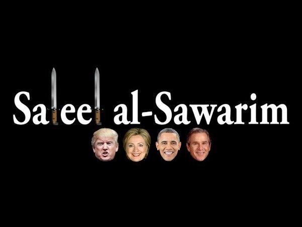 ISIS Song Saleel Sawarim Presidential Sing Along Parody