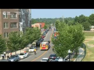Ситуация в Виргинии, где мужчина открыл стрельбу по конгрессменам
