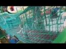веревочный мостик в Замании