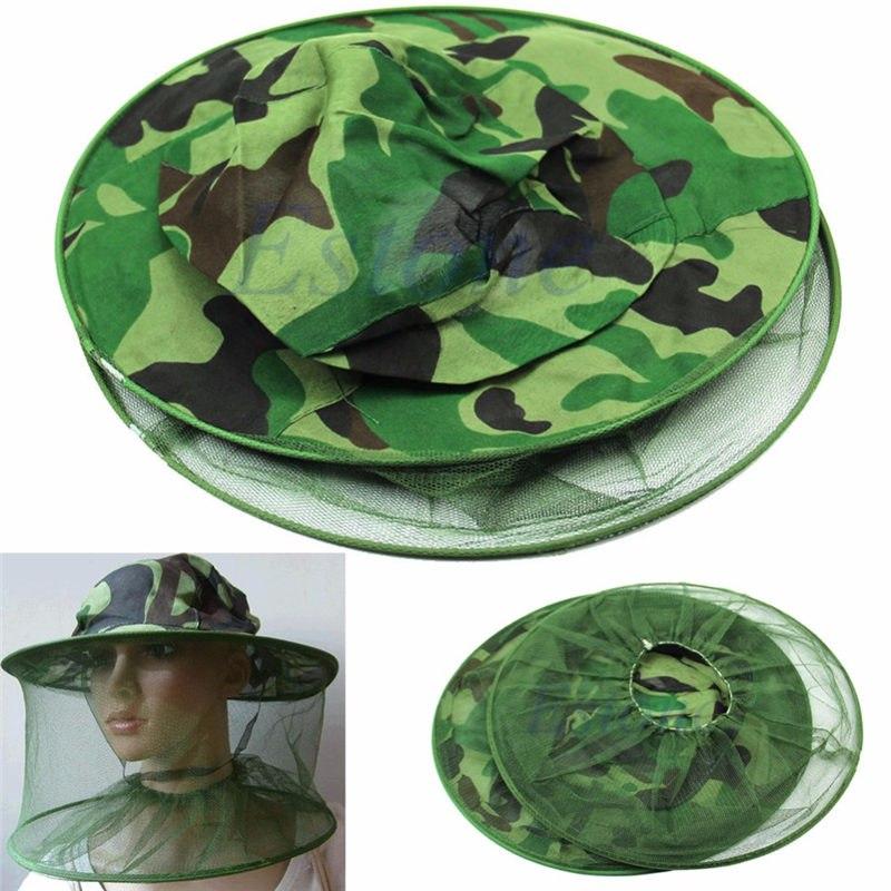Шляпа с защитной сеткой за 137