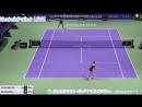 Винус Уильямс Гарбинье Мугуруса WTA Finals Singapore Highlights