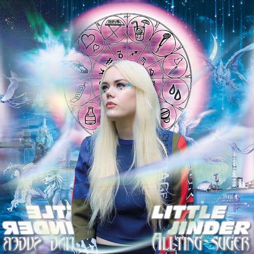 Little Jinder альбом Allting suger