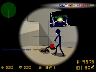 Counter-Strike - DE aztec HD_(HD)