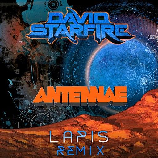 David Starfire альбом Lapis (An-ten-nae remix)