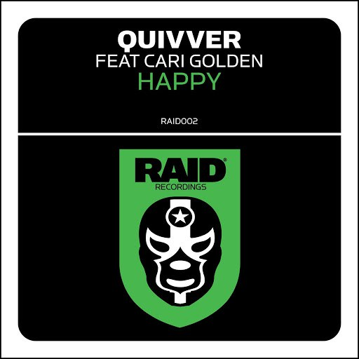 Quivver альбом Happy (feat. Cari Golden)