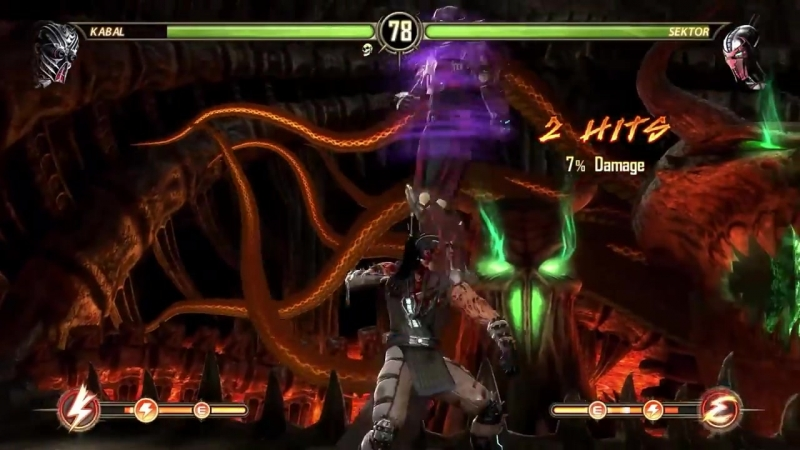 Лестница Mortal Kombat 9_ Komplete Edition - Kabal [Expert]