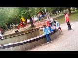 гуляем в парке горького