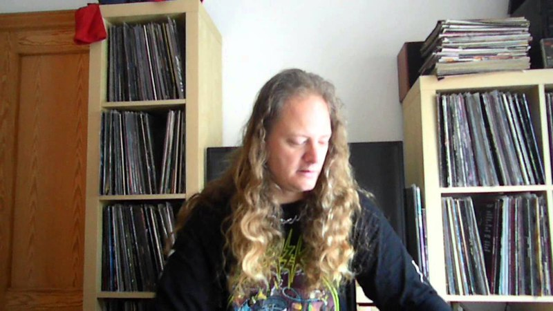 MY 50 FAVORITE HEAVY METAL RECORDS FROM 1983 (ENGLISH VIDEO)SAM 1272