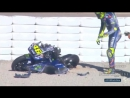 Валентино Росси затестил Yamaha YZR M1 2018!