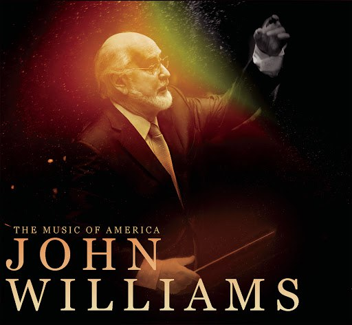 John Williams альбом The Music Of America - John Williams
