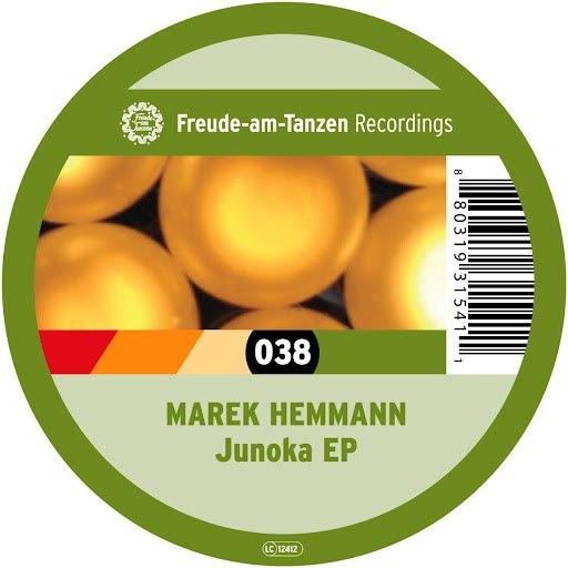 Marek Hemmann альбом Junoka EP