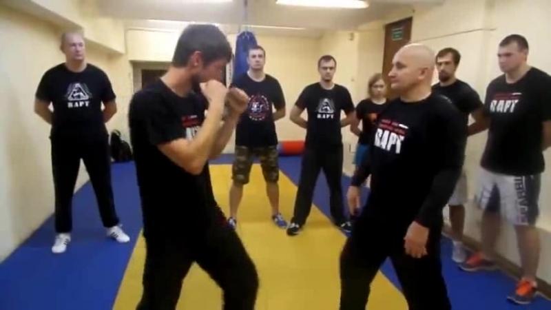 ☆MMA PANANTUKAN Tactical self defense☆ Москва