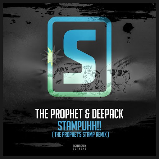The Prophet альбом Stampuhh!! (The Prophet's Stamp Remix)