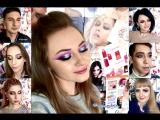 Ксения Саватеева. Коммерческий макияж для вас! До и после макияжа