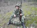 В Полтаве зарыли уничтоженного снайпера- Владислава Козченка