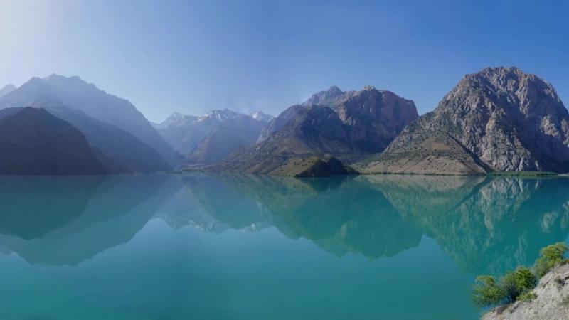 Таджикистан - Памир, на Starex