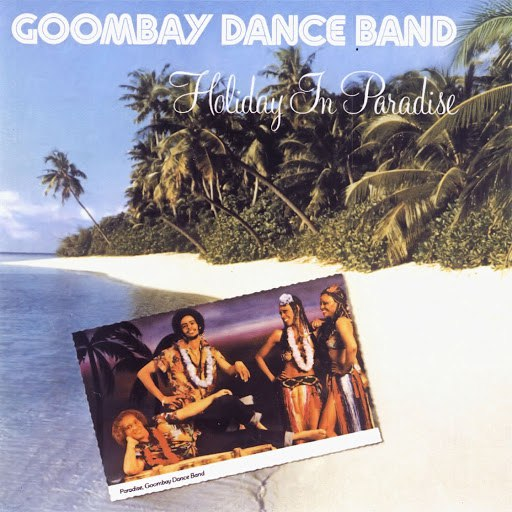 Goombay Dance Band альбом Holiday in Paradise