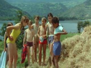 Маленький угольщик / Le petit bougnat (1969) (драма, комедия)