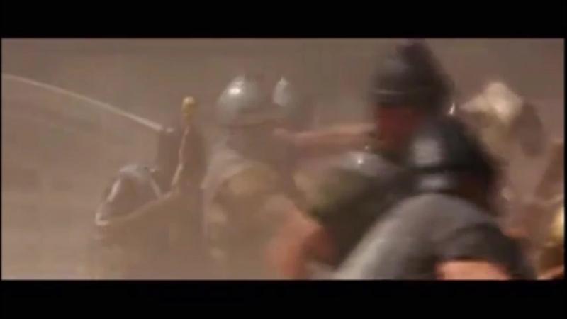 Цезарь (2000) (Война Алой И Белой Розы Joaquin Phoenix,Russell Crowe)