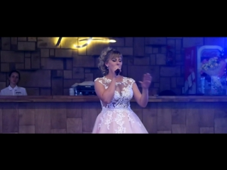 Невеста поет песню для жениха на свадьбе - Знаю и верю (Rec Studio)