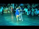 Элегантное салонное танго Я хочу увидеть тебя вновь. Пабло Родригез и Корина Эррера. Адольфо Берон