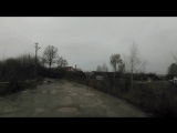 Забытая богом окружная дорога. Ясногорск 2017