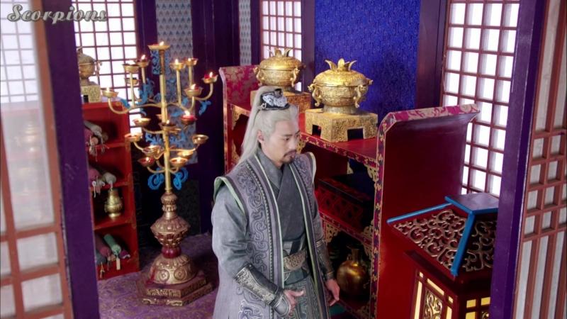 Бог войны - Чжао Юнь 29 серия