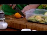 Лосось горячего копчения на кедровой дощечке (Рецепт бомба)
