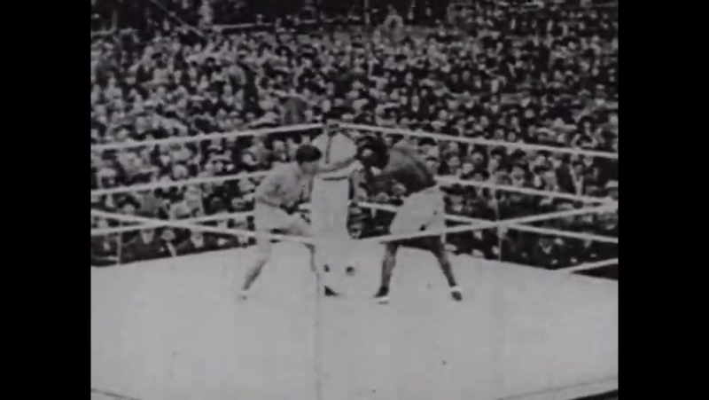 1922-09-24 Battling Siki vs Georges Carpentier